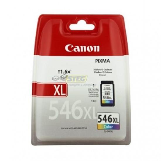 Canon CL-546XL оригинална мастилена глава (цветна)