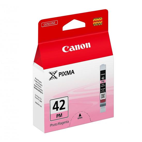 Canon CLI-42 PM Оригинална мастилена касета (фото магента)