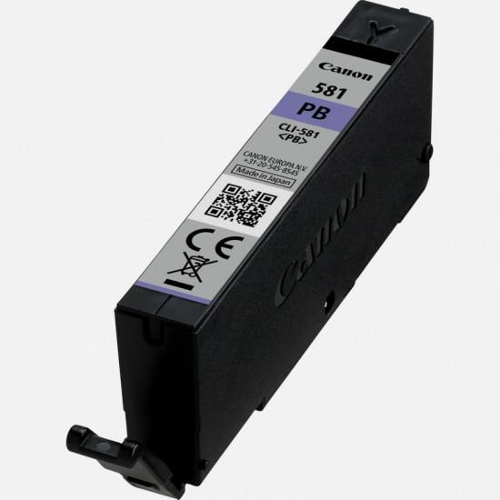 Canon CLI-581 PB Оригинална мастилена касета (Photo Blue)