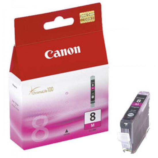 Canon CLI-8M Оригинална мастилена касета (магента)