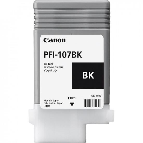 Canon PFI-107BK оригинална мастилена касета (черен)
