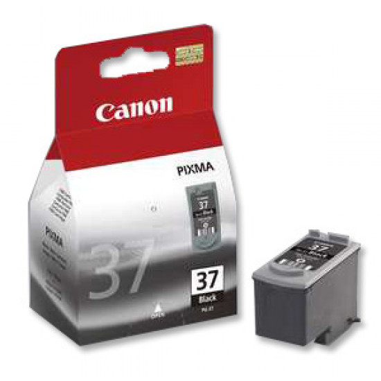 Canon PG-37  оригинална мастилена глава (черна)