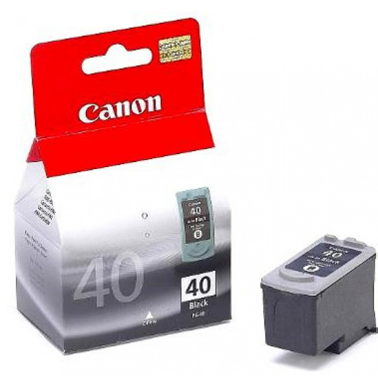 Canon PG-40  оригинална мастилена глава (черна)