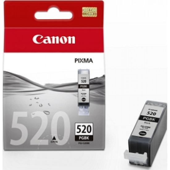 Canon PGI-520BK Оригинална мастилена касета (черна)