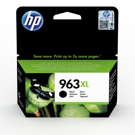 HP 3JA30AE-963XL оригинална мастилена касета (черен)