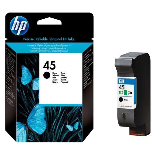 HP 51645AE оригинална мастилена касета (черна)