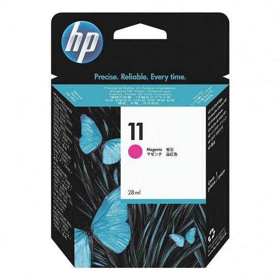 HP C4837A(HP11) Оригинална мастилена касета (магента)