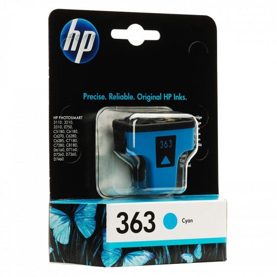 HP C8771EE оригинална мастилена касета (циан)