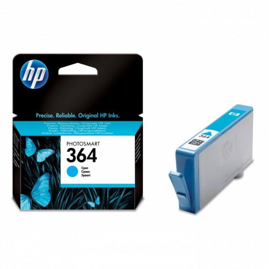 HP CB318EE оригинална мастилена касета (циан)