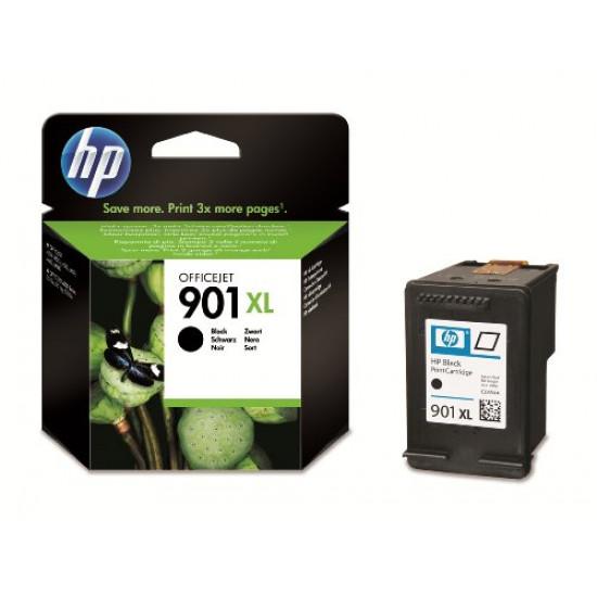 HP CC654AE Оригинална касета мастилена глава (черна)
