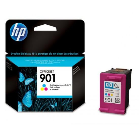 HP CC656AE Оригинална касета мастилена глава (цветна)