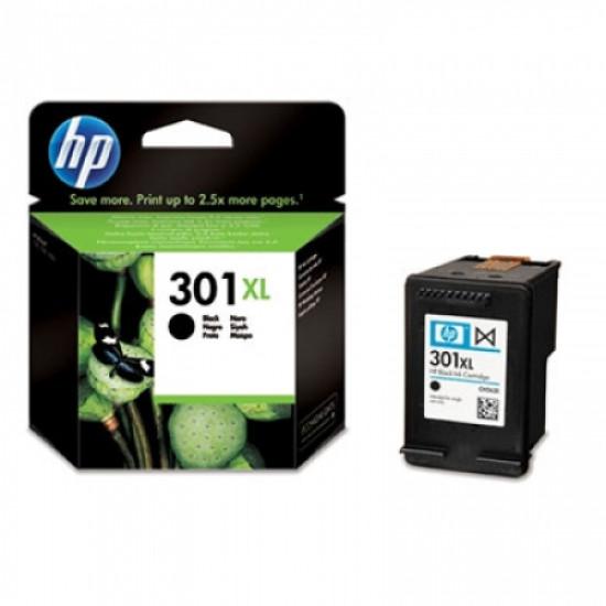 HP CH563EE Оригинална касета мастилена глава (черна)