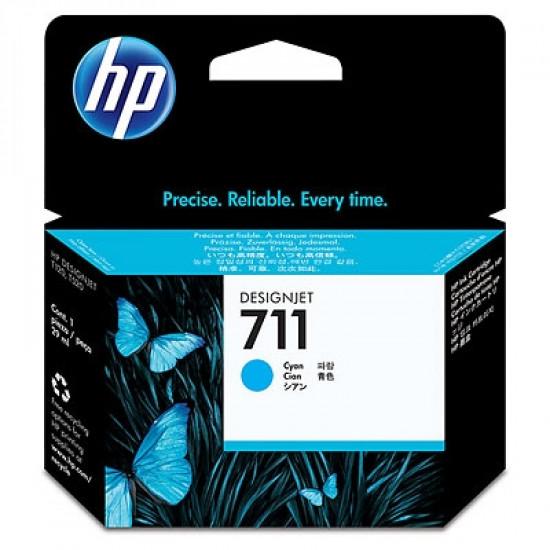HP CZ130A оригинална мастилена касета (циан)
