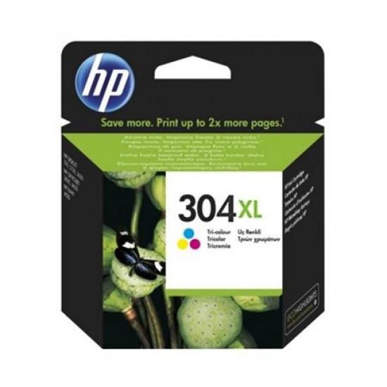 HP N9K07AE оригинална мастилена касета (цветна)