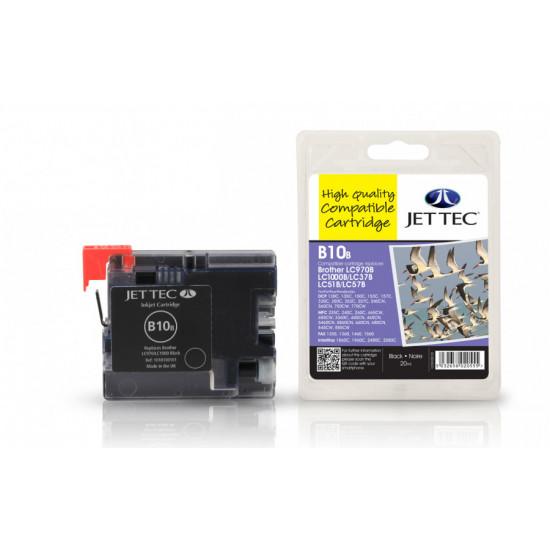 1000Bk Съвместима мастилена касета (черна)