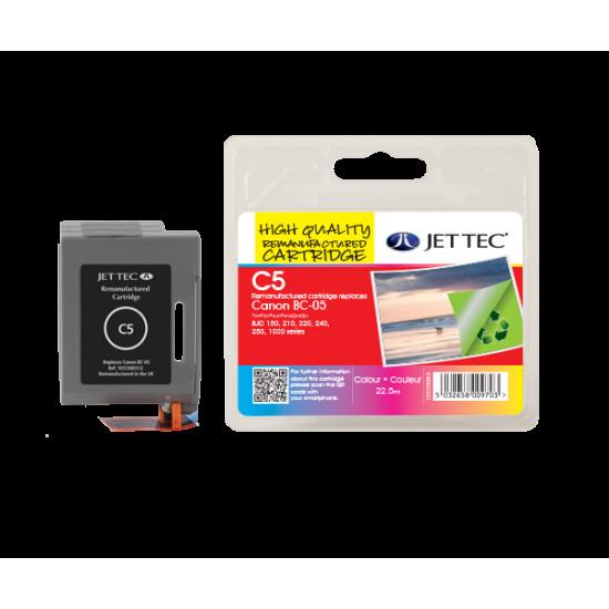 BC05 Съвместима мастилена касета (цветна)