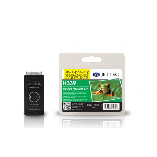 C8767E, HP339 Съвместима мастилена касета (черна)