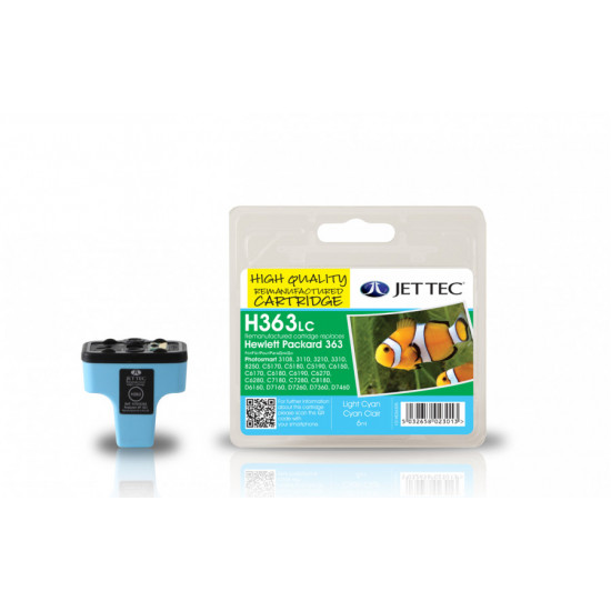 HP C8774EE Съвместима мастилена касета (светъл циан)