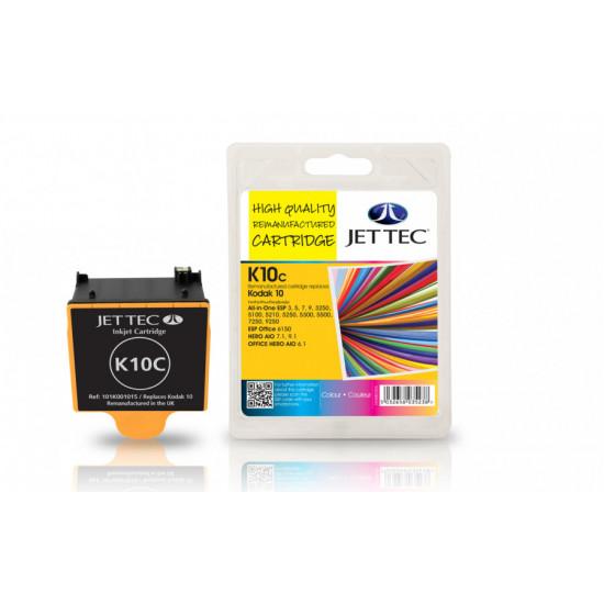 Kodak 10 Съвместима мастилена касета (цветна)