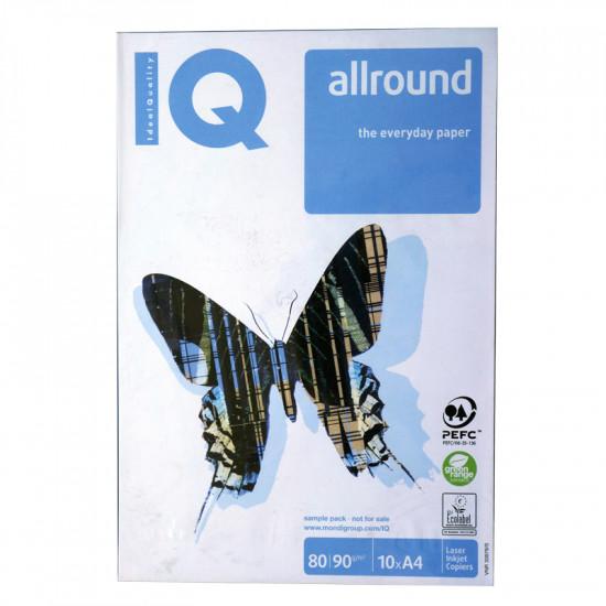 Копирна хартия Q allround A4
