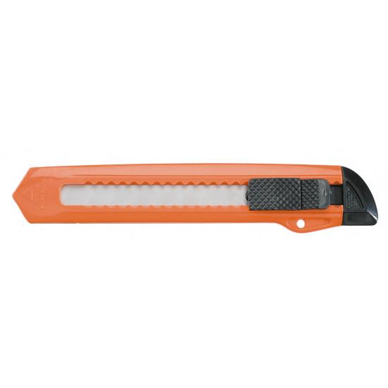 Макетен нож Standard 18 мм червен