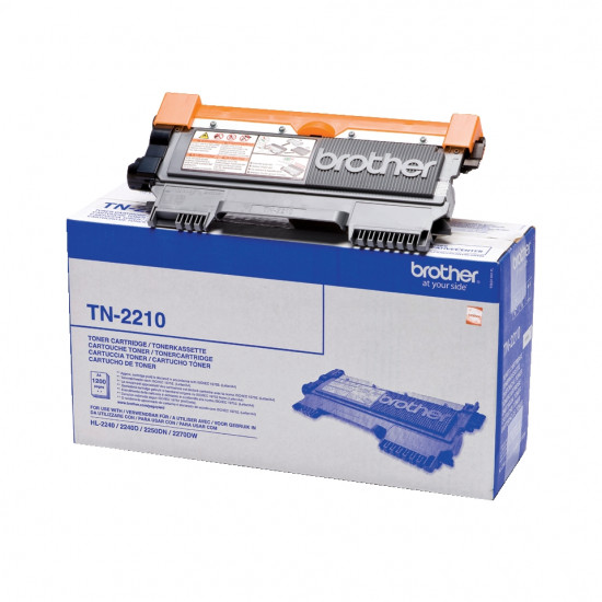 Brother TN-2210 Toner Cartridge Standard