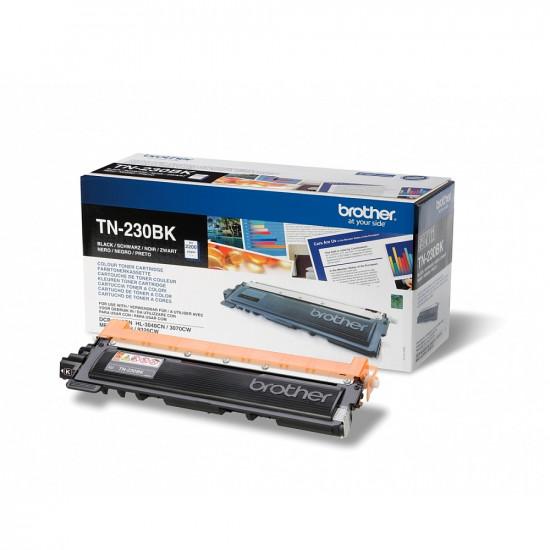 Brother TN-230BK Toner Cartridge