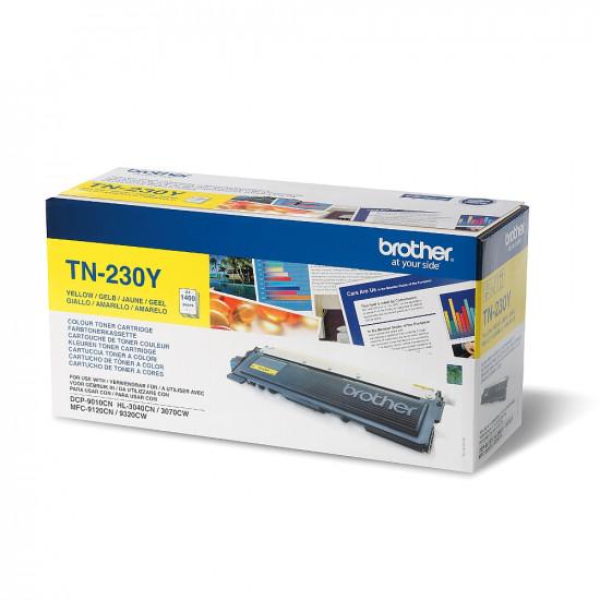 Brother TN-230Y Toner Cartridge