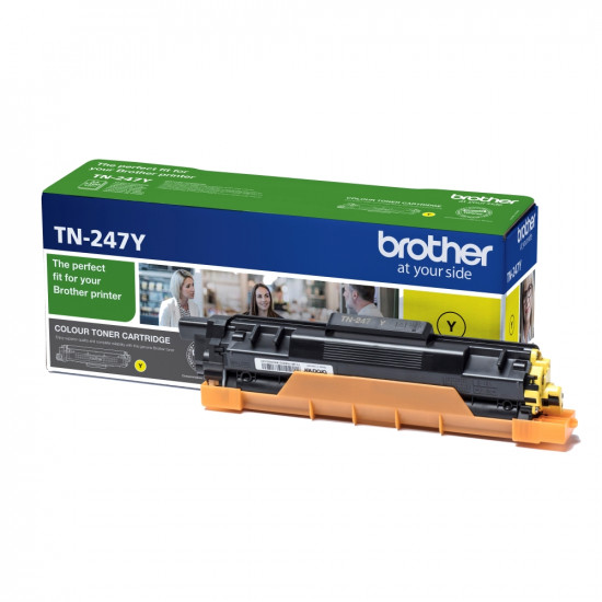 Brother TN-247Y Toner Cartridge