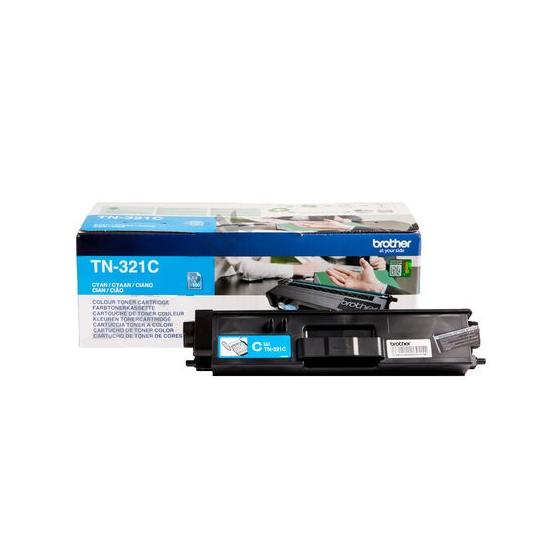 Brother TN-321C Toner Cartridge