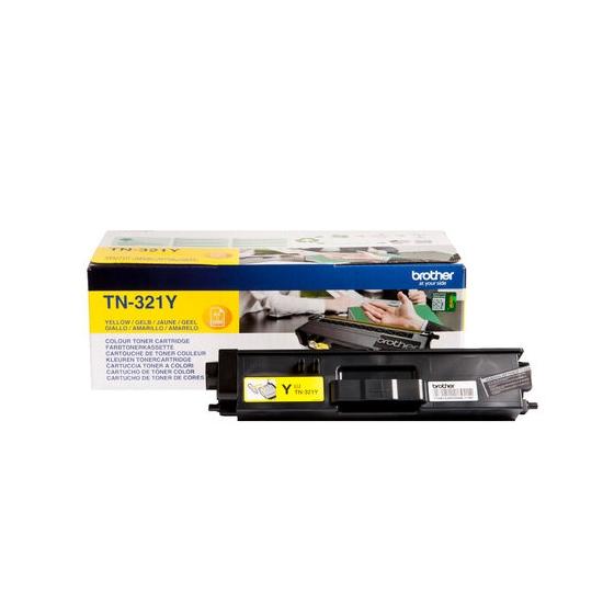 Brother TN-321Y Toner Cartridge