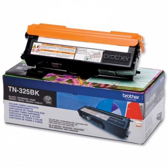 Brother TN-325BK Toner Cartridge High Yield