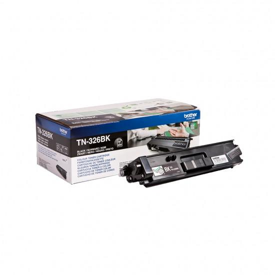 Brother TN-326BK Toner Cartridge High Yield