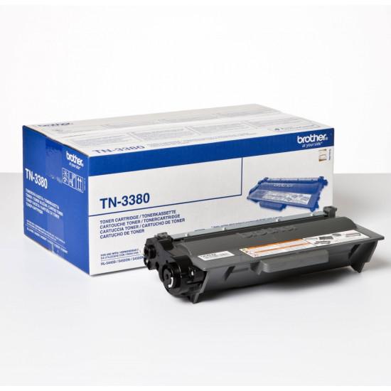 Brother TN-3380 Toner Cartridge High Yield