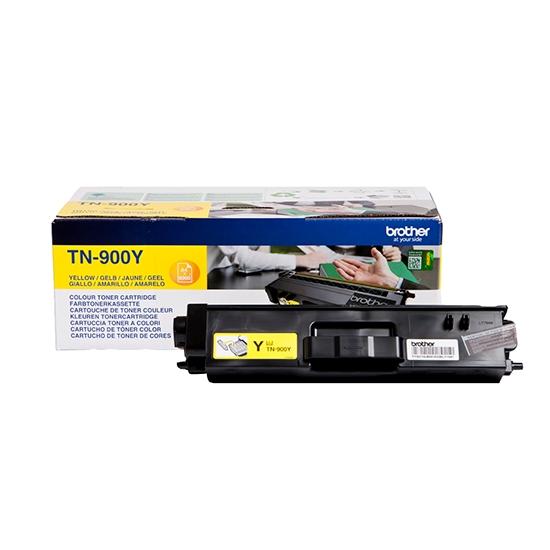 Brother TN-900Y Toner Cartridge Super High Yield