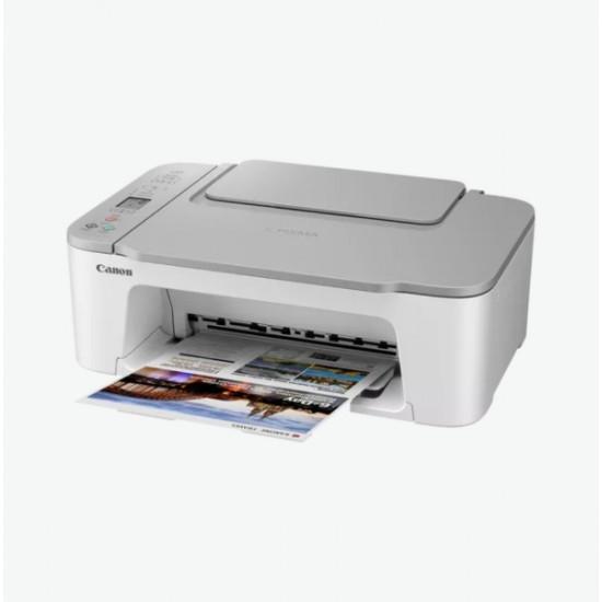 Мастилен многофукционално устройство Canon PIXMA TS3451 All-In-One, White