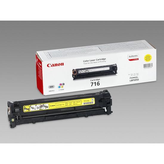 Canon CRG-716Y