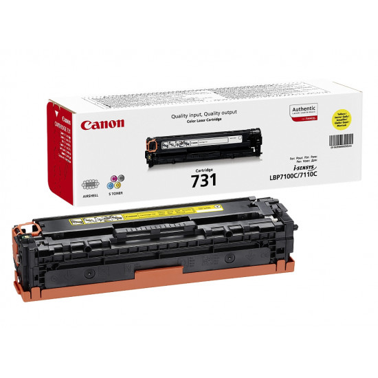 Canon CRG-731Y