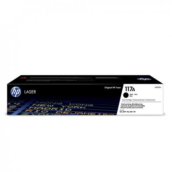 HP 117A Black Original Laser Toner Cartridge