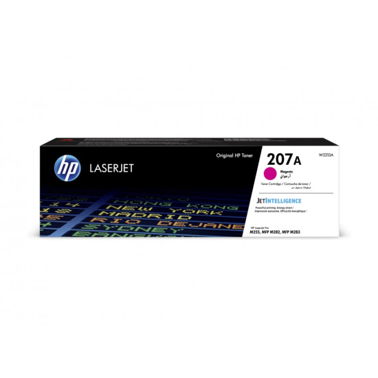 HP 207A Magenta LaserJet Toner Cartridge