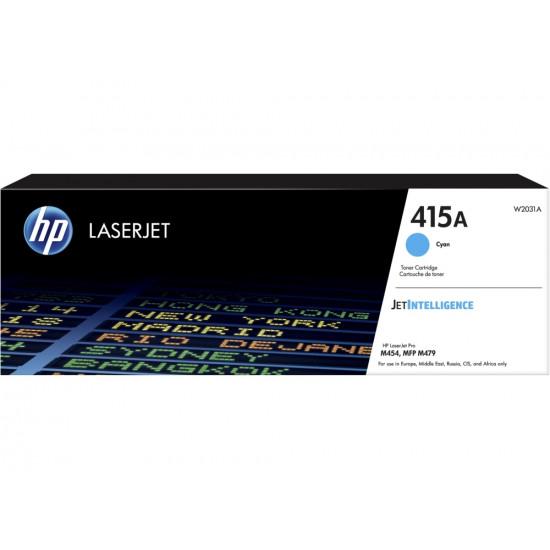 HP 415A Cyan LaserJet Toner Cartridge