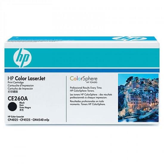 HP 647A Black LaserJet Toner Cartridge