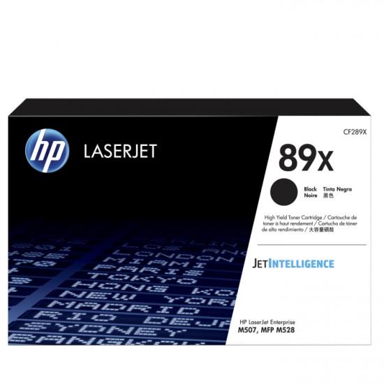 HP 89X Black LaserJet Toner Cartridge
